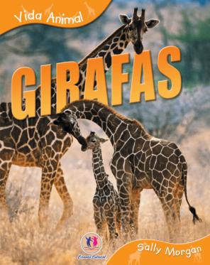 VIDA ANIMAL-GIRAFAS