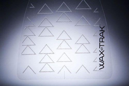 Película Adesiva De Aderência Waxtrak P/ Prancha Nomad - 6 Unidades