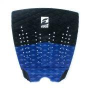 Deck Pad Antiderrapante Evos para Prancha de Surfe Solid Series Preto e Azul Marinho