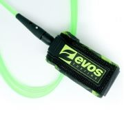Leash Evos para Prancha de Surf Comp 6 Pés  x 5mm Verde