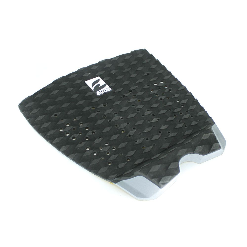 Deck Pad Antiderrapante Evos para Prancha de Surfe Solid Series Preto