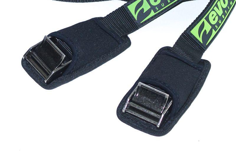 Fita Rack Extensora Evos Importada para pranchas de Surfe, Longboard ou Stand Up Paddle - 1 PAR