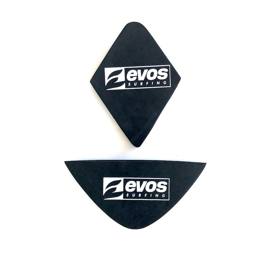 Protetor EVOS de EVA para Prancha de Surf - Bico e Rabeta - Modelo Round