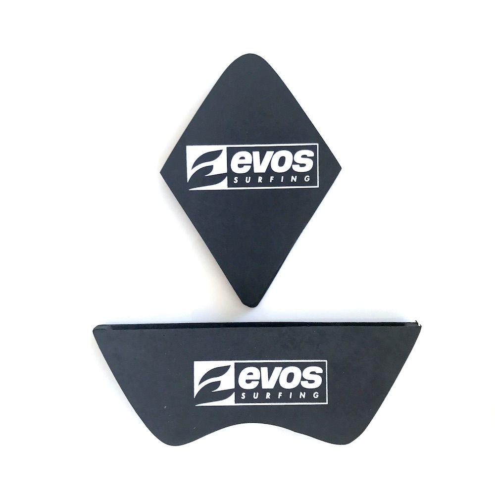 Protetor EVOS de EVA para Prancha de Surf - Bico e Rabeta - Modelo Swallow