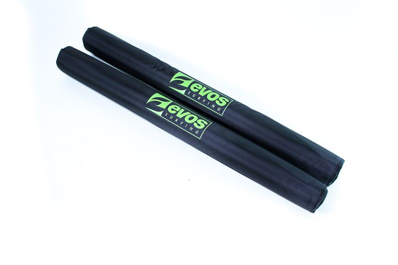 Rack Bastão Espuma para transporte de Prancha Long ou Stand Up Paddle no carro - 1 PAR - 71 cm