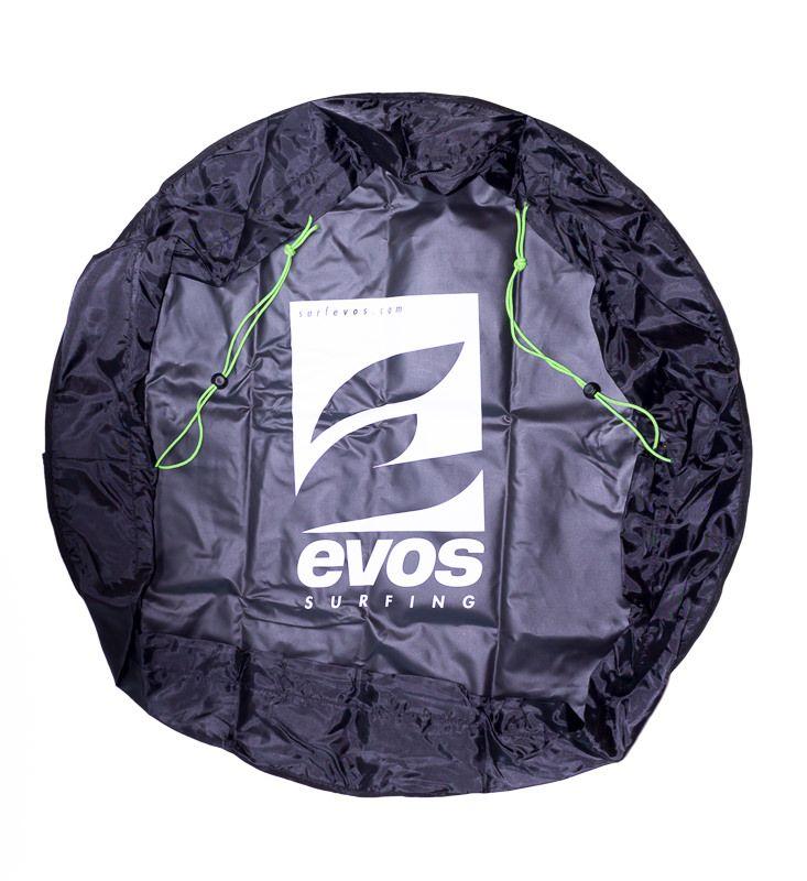 Sacola-Tapete para troca de Roupas de Borracha - EVOS Change Bag