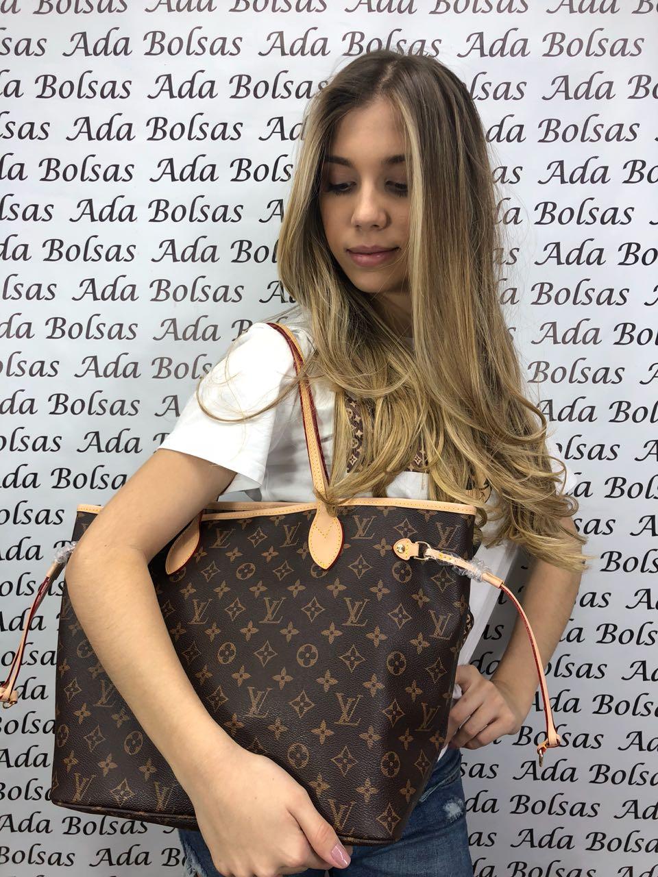 "BOLSA ""NEVERFULL MM"" RÉPLICA PREMIUM"