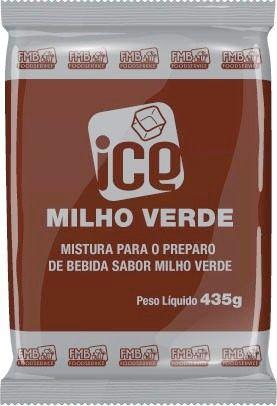ICE MILHO VERDE COM 10 UNIDADES