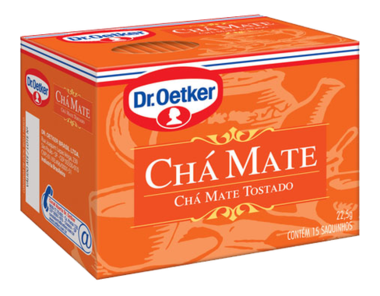CHÁ MATE DR. OETKER