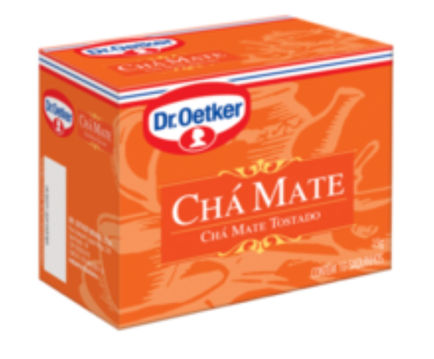 CHÁ MATE DR. OETKER KIT  C/ 2 UNIDADES