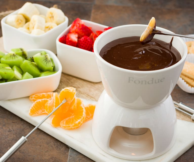FONDUE CHOCOLATE - CHOCON'UP