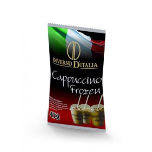 FROZEN CAPPUCCINO EMBALAGEM COM 10 UN DE 45 GR