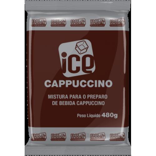 ICE CAPPUCCINO COM 10 UNIDADES