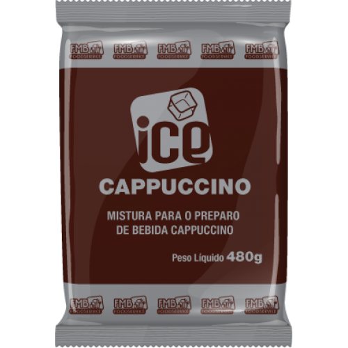 ICE CAPPUCCINO COM 5 UNIDADES