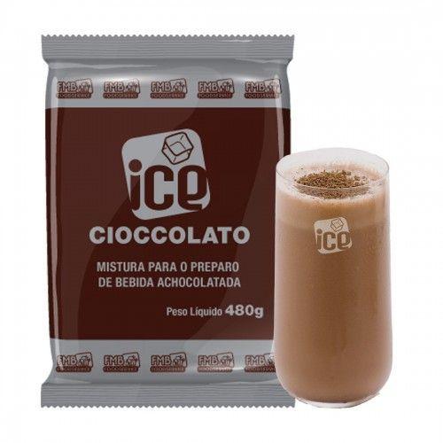 ICE CHOCOLATE COM 5 UNIDADES