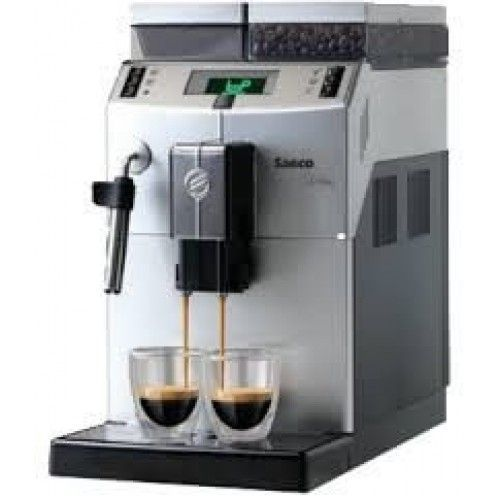 MÁQUINA DE CAFÉ EM GRÃO SAECO LIRIKA PLUS