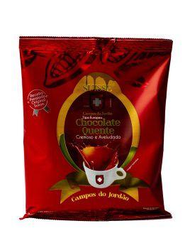 SUISSE CHOCOLAT QUENTE - TIPO EUROPEU - KIT COM 20 UN 200 GR CADA
