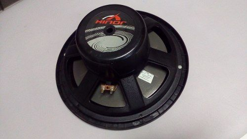 Subwoofer Hinor 12 Carbono 600w 4 Ohms