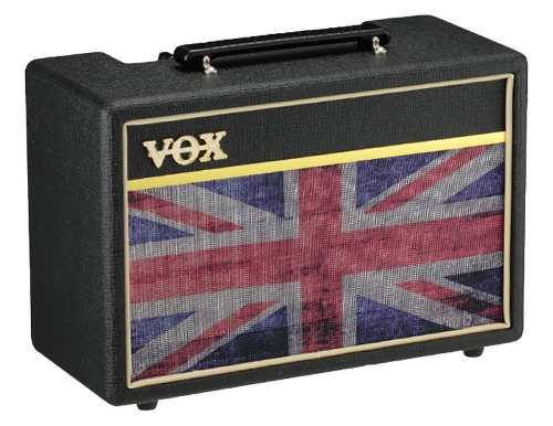 Combo Vox Pathfinder 10 UJ BK Union Jack Black 10w