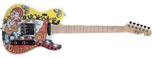 Guitarra Tagima Marcinho Eiras Guitar Jam Telecaster