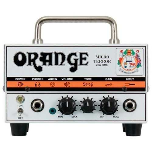 Cabeçote Orange Micro Terror MT20