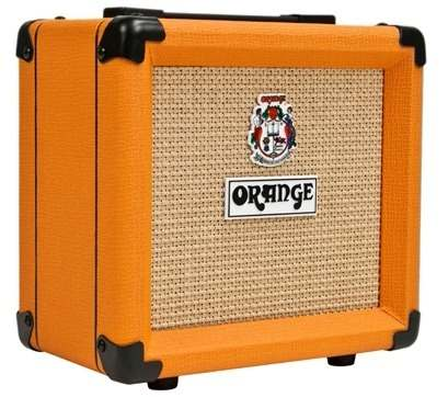 Caixa Reta p/guitarra Orange PPC 108 20w Rms