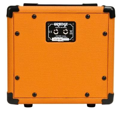Cabeçote + Caixa Orange Micro Terror MT20 PPC 108 1x8 20w