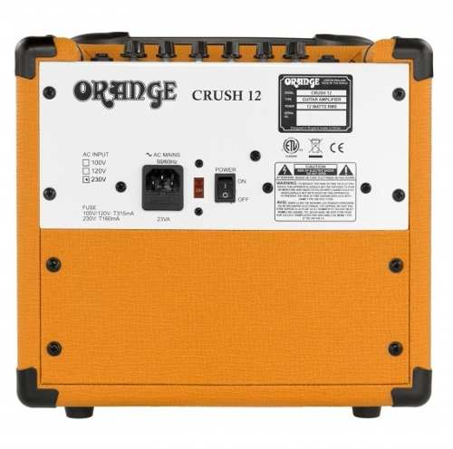 Orange Crush 12 Combo Para Guitarra