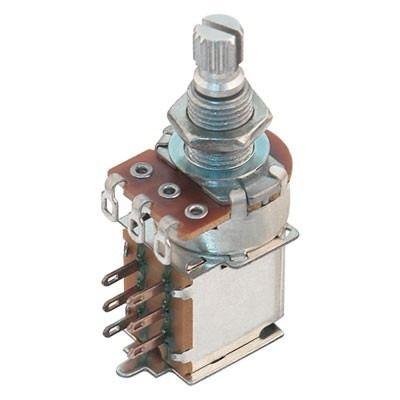 Potenciômetro Spirit A500k Push/Pull Logaritimo Haste 18mm