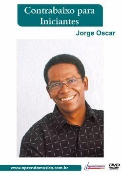 Dvd Video Aula Contrabaixo Para Iniciantes Jorge Oscar