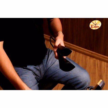 Dvd Video Aula Curso De Percussão Vol 1 Alex Mororó