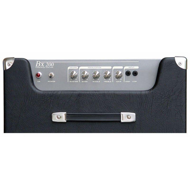 Amplificador De Contra baixo Staner Bx-200