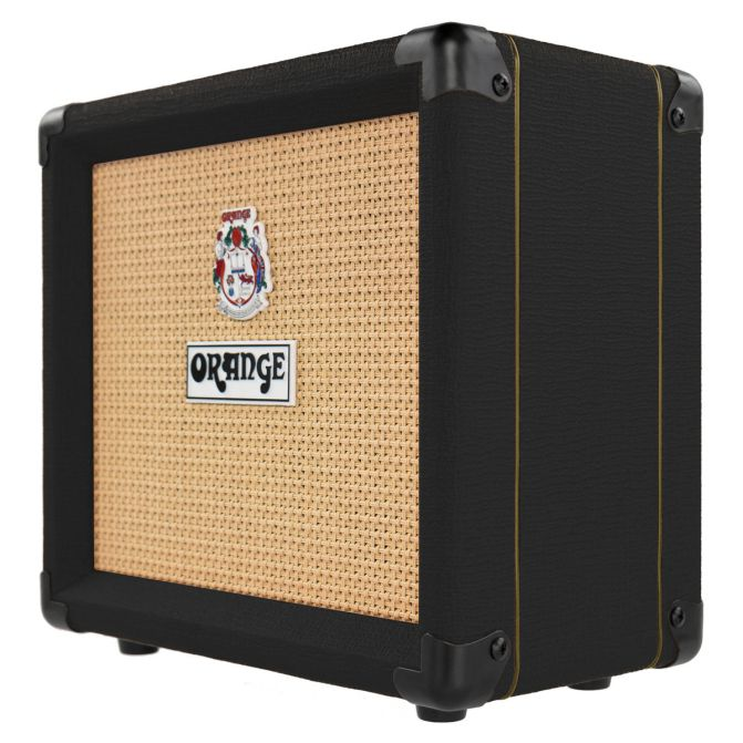 Amplificador De Guitarra Orange Crush 12 Black
