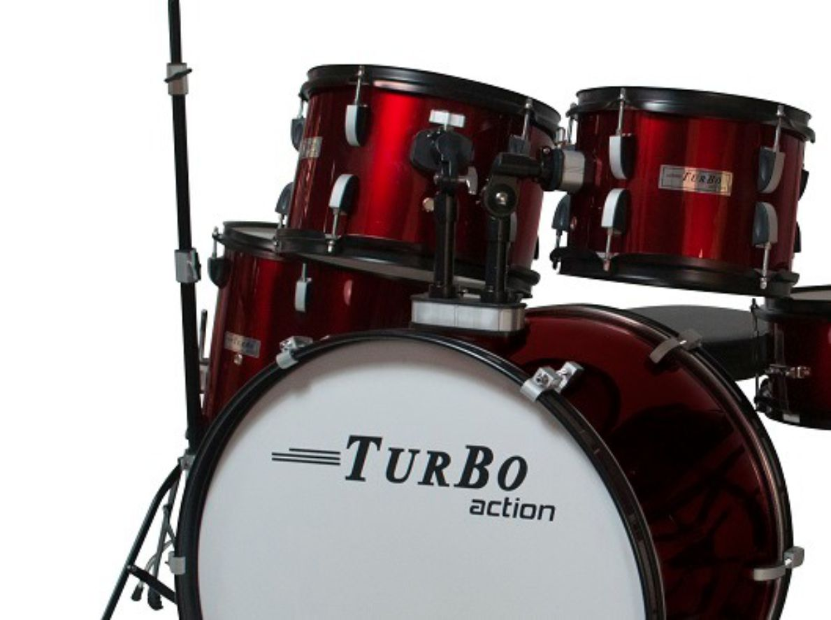 Bateria Turbo Action SP525-MW VINHO
