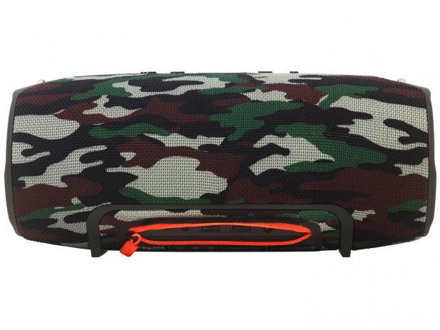 Caixa de Som Portátil Bluetooth JBL Xtreme USB - à Prova de Respingos Dágua com Microfone  / 2 X 20WRMS