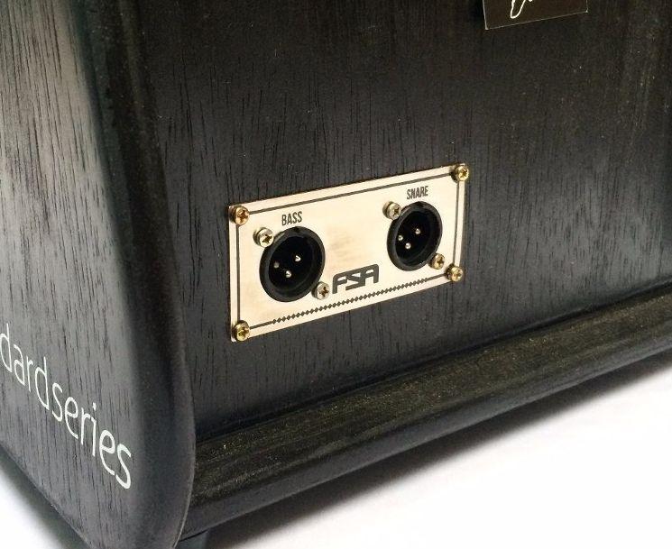Cajon FSA Desing Series FC 6621 History Elétrico Captação Dupla