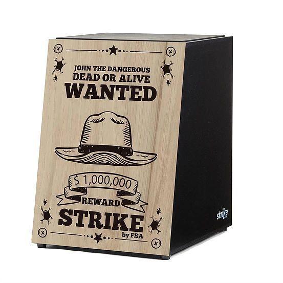 Cajon Strike FSA SK 5018 Wanted Elétrico