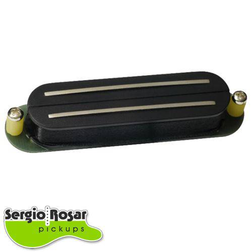 Captador Sergio Rosar RG-1 Shred King Preto