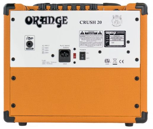 Combo Para Guitarra Orange Crush 20