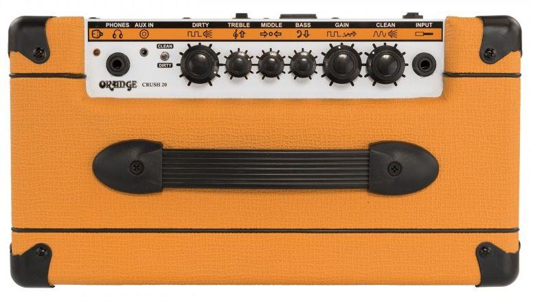 Combo Para Guitarra Orange Crush 20