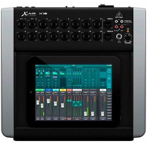 Mesa Digital Behringer X Air X18 Mixer 18 Canais