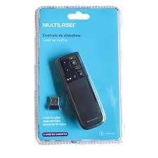 Controle de Slideshow ( Laser Vermelho ) - 15 Metros - Receptor USB