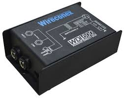 Direct Box Wireconex Passivo WDI 600