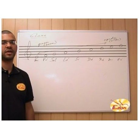 Dvd Video Aula Curso Teoria Musical Vol 1 Alan Gomes