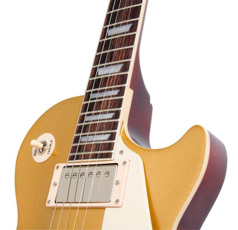 Epiphone Les Paul Standard Metallic Gold
