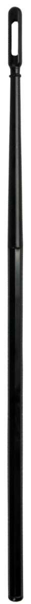 Flauta Doce Custom Sound Soprano CFL-1 TB Germânica Azul Transparente