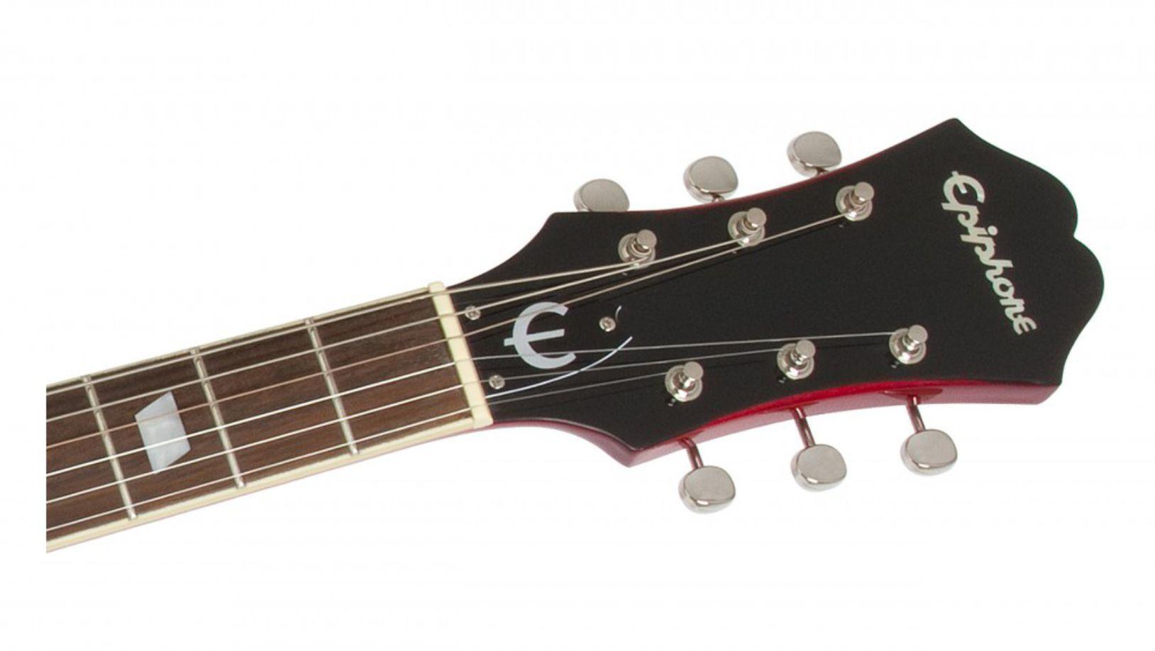 Guitarra Epiphone Casino Cherry Semi Acustica