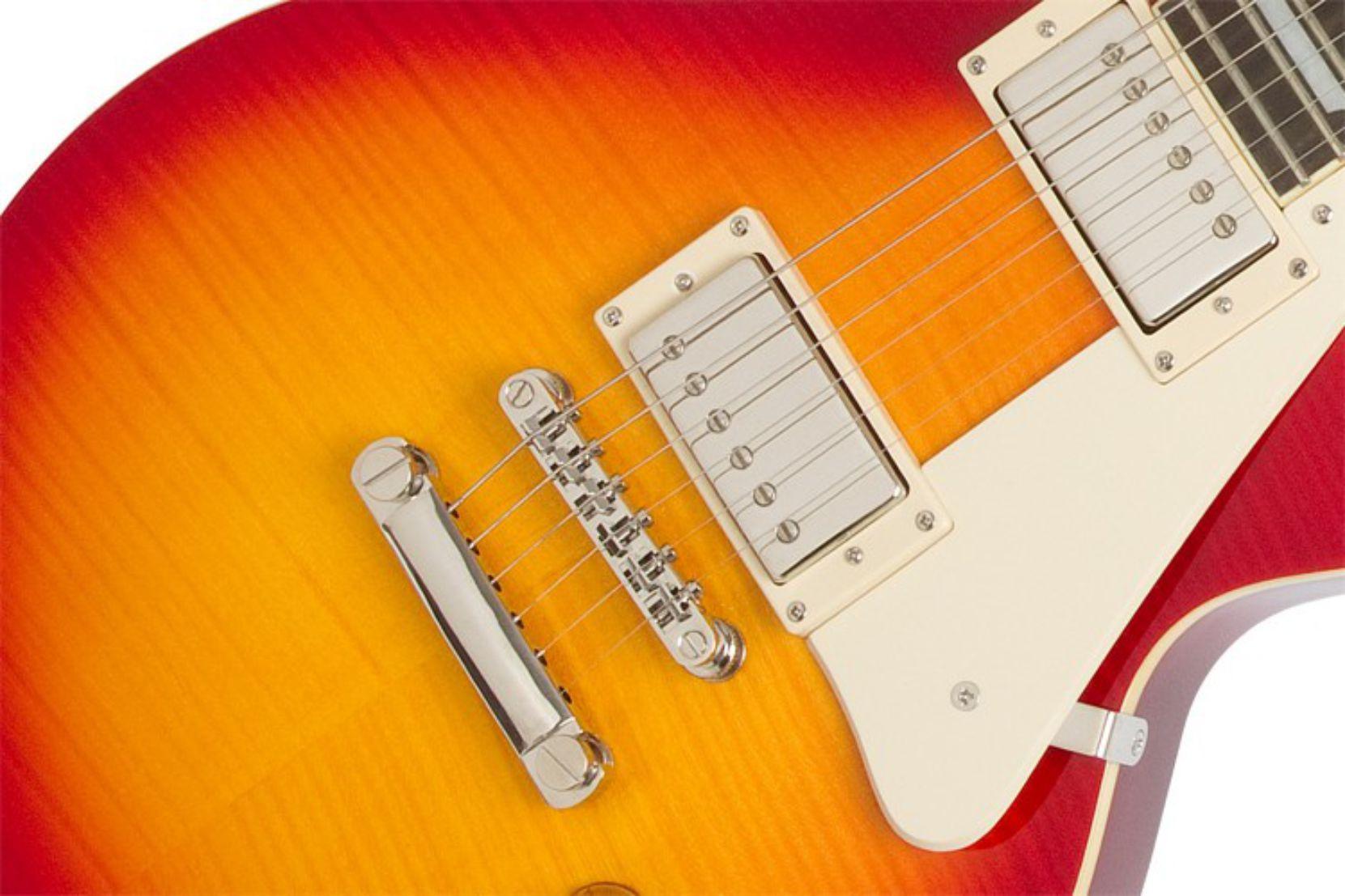 Guitarra Epiphone les paul standard heritage cherry sunburst