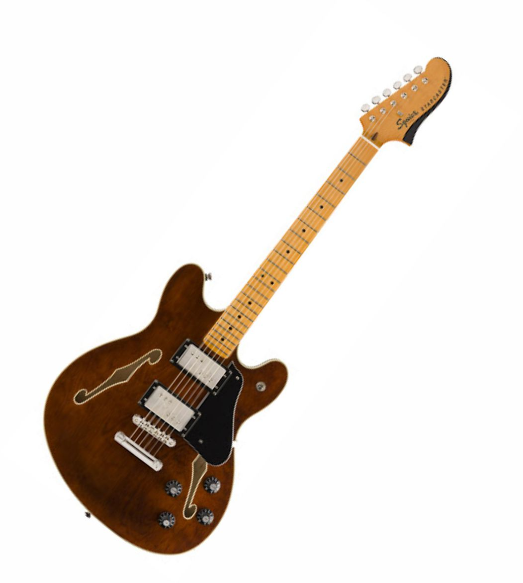 Guitarra Fender Squier Starcaster CLASSIC VIBE 70S STARCASTER MN - 592 - WALNUT