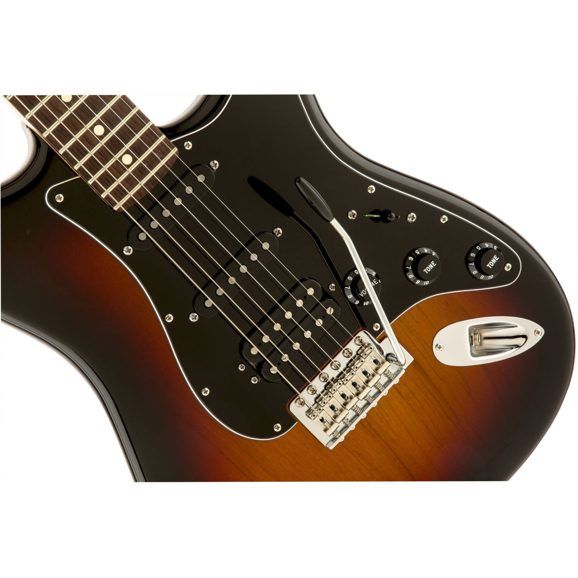 Guitarra Fender USA Special Stratocaster HSS-300 Sumburst 3-color